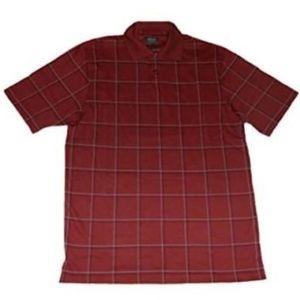 Arrow Men's Dover Work Golf Shirt Red Medium